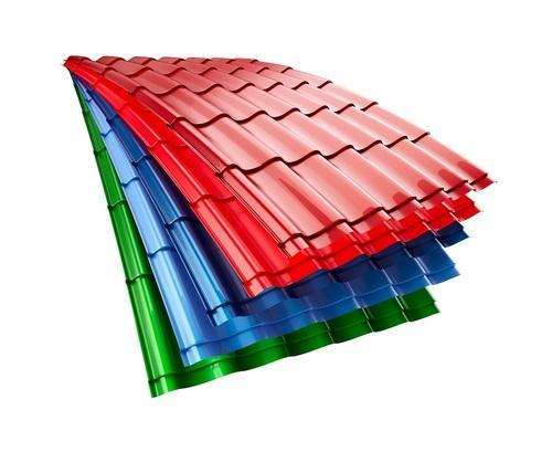 Colour Roofing Sheet