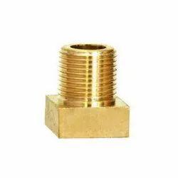 28mm Square Brass Nut For Oxygen Cylinder Valve