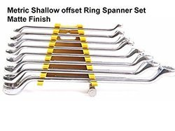 Offset Ring End Spanners