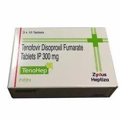 Tenofovir Disoproxil Fumarate Tenohep Tablets