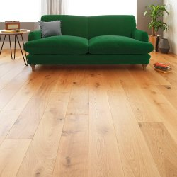 Oak Natural Engineered Wood Flooring