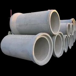 10 Inch RCC Pipes