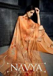 Sargam Prints Navya Pashmina Print Work Ladies Suits