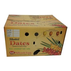 Fruits Corrugated Boxes