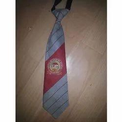 Centre Logo School Tie