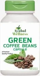 Green Coffee Beans Capsule