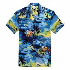 Hawaiian Men Shirts