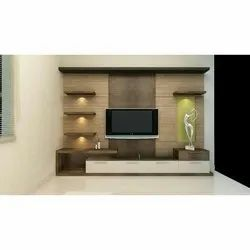 TV Stand And Cabinets, Warranty: 3 Years