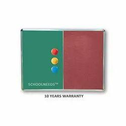Magnetic Green Board Pinboard