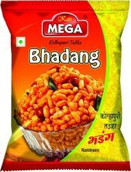 Kate Mega Kolhapuri Tadka Bhadang Namkeen, Packaging Type: Packet