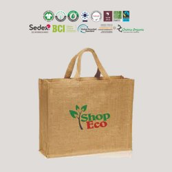 Manufacturer India Eco Cotton Jute Bag