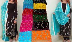 Cotton Party Wear Wah Fashion