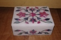 White Marble Jewellery Boxes