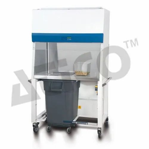 White Bedding Disposal Animal Containment Workstations