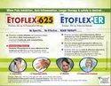 Etodolac 300 mg & Paracetamol 325 mg