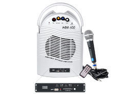 40 W PA System With USB,Recording and FM
