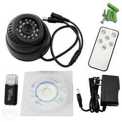 TF Slot TV-OUT Night Vision Digital Video Recorder CCTV