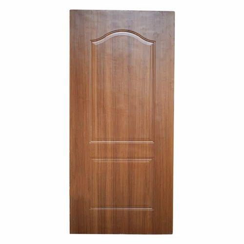 Single Wooden Door