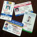 Printed Identity Card