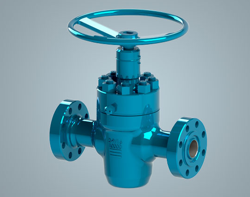 API 6A - Gate Valves Model FS-R - Ghatge Patil Industries Limited