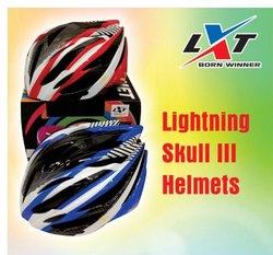 Lightning Skull III Helmet