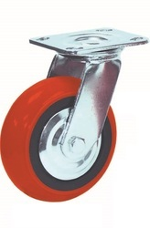 Movable Type PU Caster Wheel