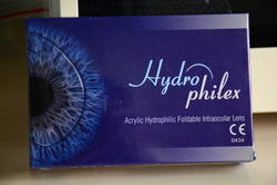 Hydrophilic Intraocular Lenses