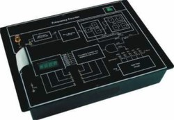 Frequency Counter Trainer Kit
