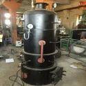 Wood Fired Hot Water & Steam Boiler