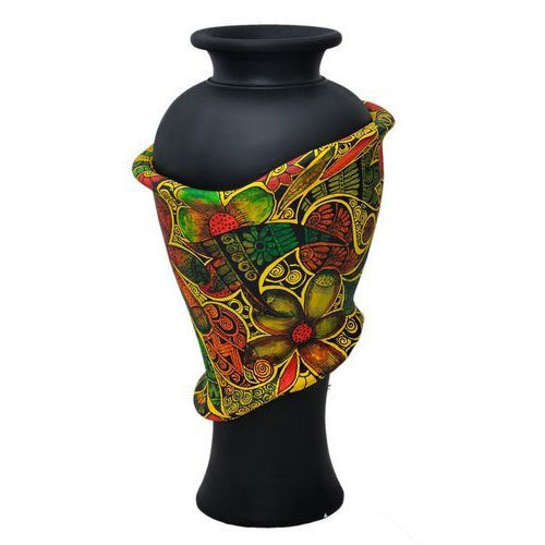 Hand Painted Flower Vase At Rs 4500 Piece Ceramic Flower Vase