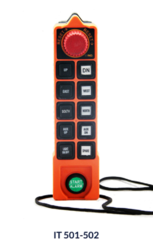IT 501/502 Radio Remote