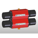 Double Decker Pneumatic Actuator