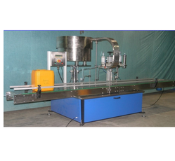 Single Head Servo Capping Machines