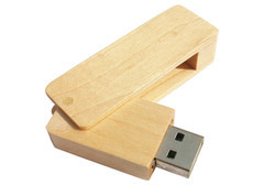 Wooden USB Flash Pen Drive