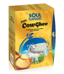 Yellow Soul Flavours Pure Cow Ghee, Packaging Type: Packet