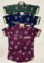 J Printed Junior Shirts