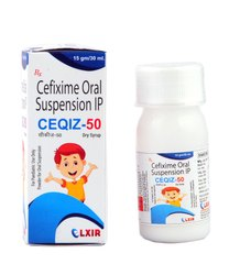 Cefixime Oral Suspension IP