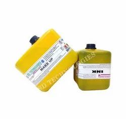 Domino Yellow Ink Cartridges 825 ML