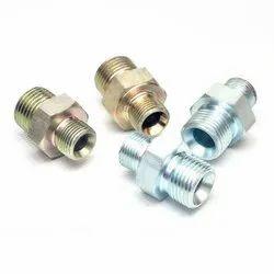 MS Hydraulic Pipe Nipple