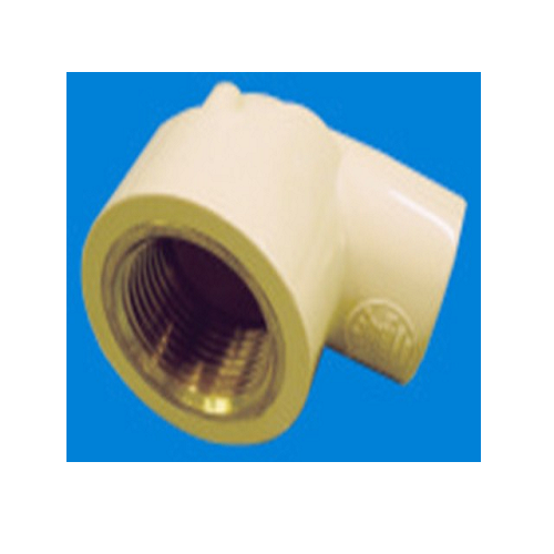 CPVC Pipes & Fittings (FEMALE THREADED ELBOW), Size: 1/4 Inch , For Structure Pipe