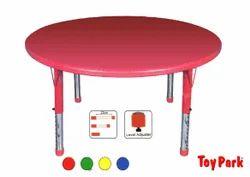 Adjustable Round Table (f 813)