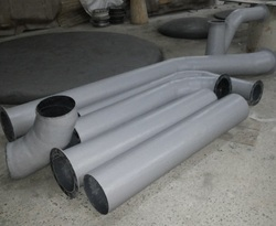 FRP Fume Ducts