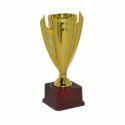 Golden Metallic Trophy
