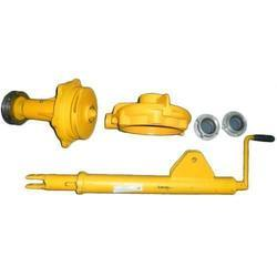 Diesel Automatic Chute Jack Assembly for Transit Mixture