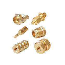 Brass Turned Parts, For Electrical Fitting, Packaging Type: Box