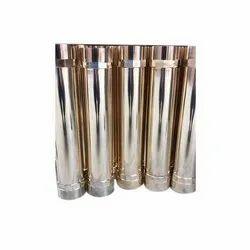 Bansal Deep Well Brass Cylinder, 10-15 LPH, Size: 14 Inch