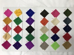 70 Colors Plain Banglori Silk Fabric, Use: Clothing