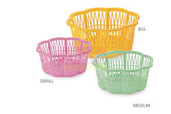 Karishma Plastic Basket