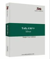 Tally ERP 9 Silver Edition For Transport And Logistics, tallyERP 9