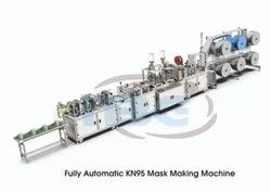 Fully Automatic KN95 Face Mask Making Machine